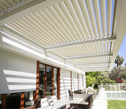 Paul Gray Builders - Vergola & Patios